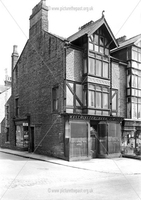 Westminster Bank, High Street, Buxton, 1934