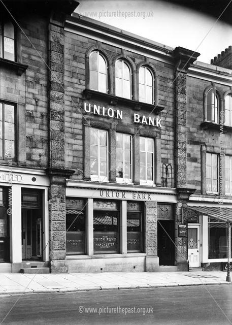 Union Bank, The Quadrant, Buxton, 1930