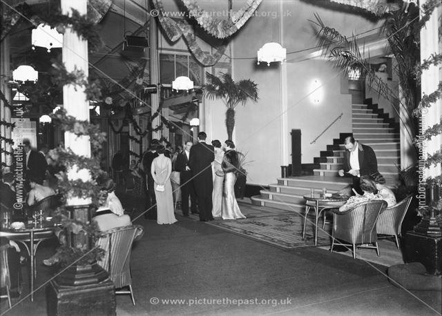Pavilion Gardens, Buxton, c 1936