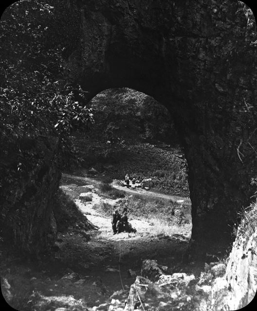 Reynards Cave and Arch, Dovedale