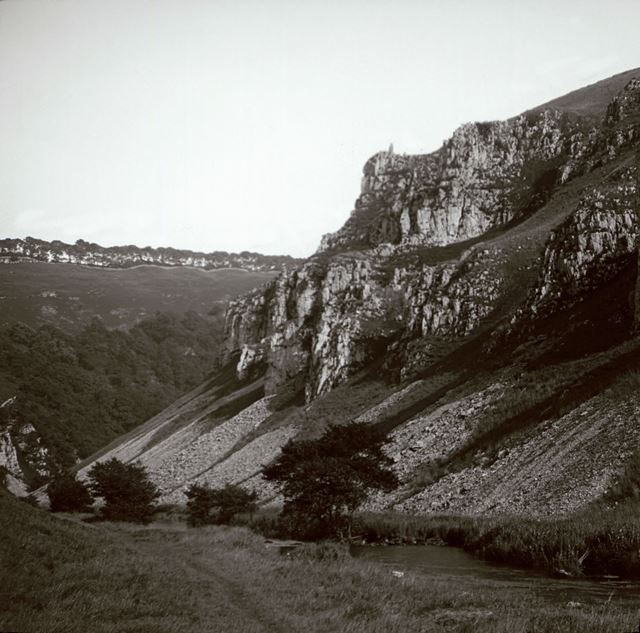 Buttress, Narrowdale, Staffordshire, 1924