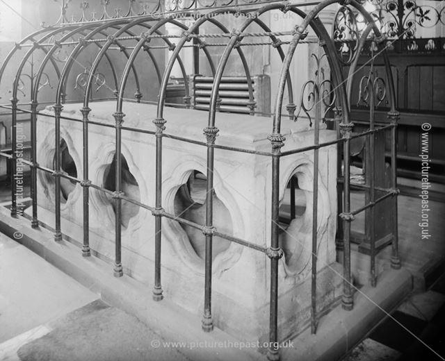 St Bertram's Tomb