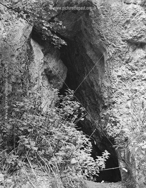 Old Hannah's Hole (Redhurst Cave)