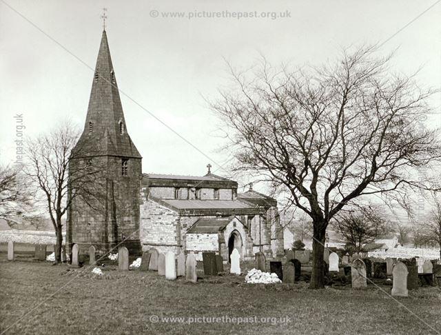 St Michael's Church, Taddington
