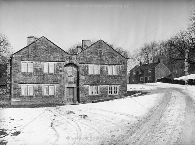 Old Slack Hall
