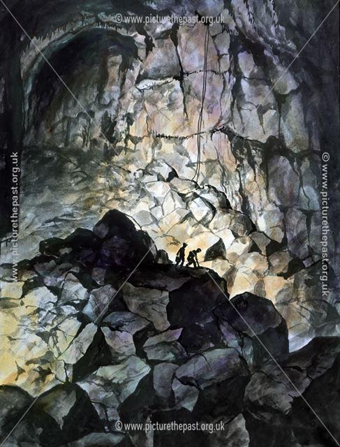New Cave, (Treak Cliff?)