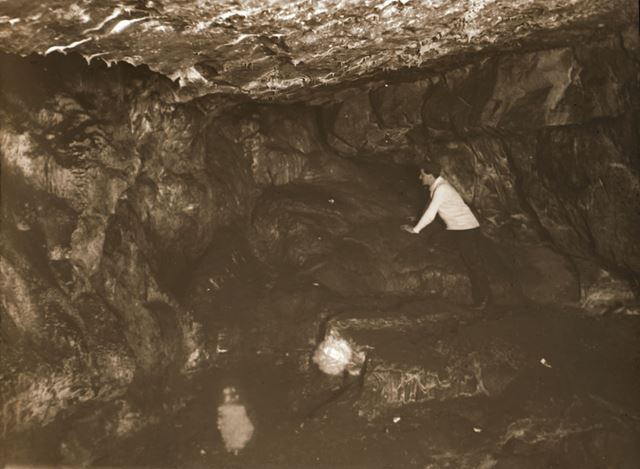 Cave in Deep Dale