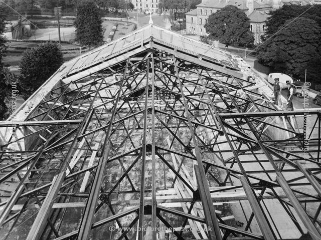 New roof for St John's Church