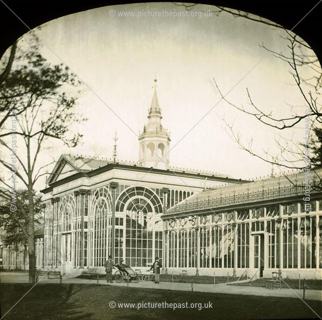 Central Hall, Pavilion Gardens