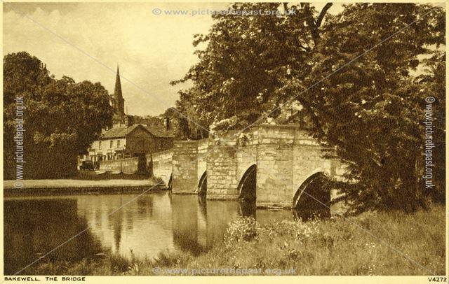 Holme Bridge, Bakewell