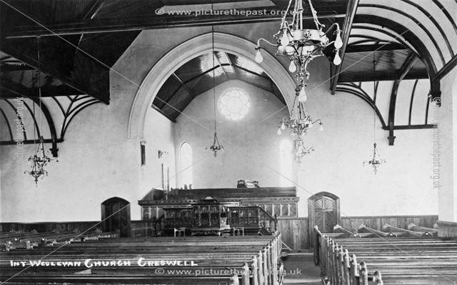 Wesleyan Church, Creswell