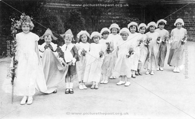 May Queen, Bolsover, 1932