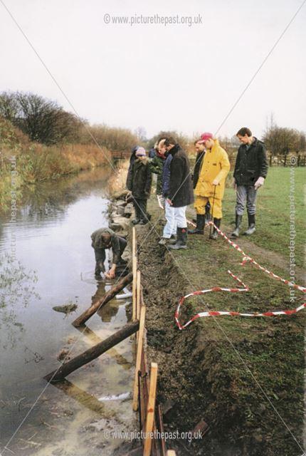 Pinxton Wharf Restoration