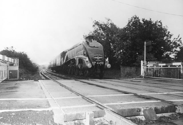 The Railway Line, Pinxton Wharf