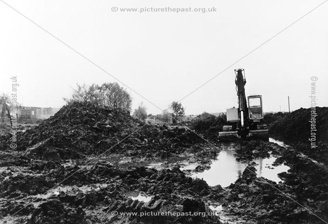 The Wharf Improvement Scheme, Pinxton