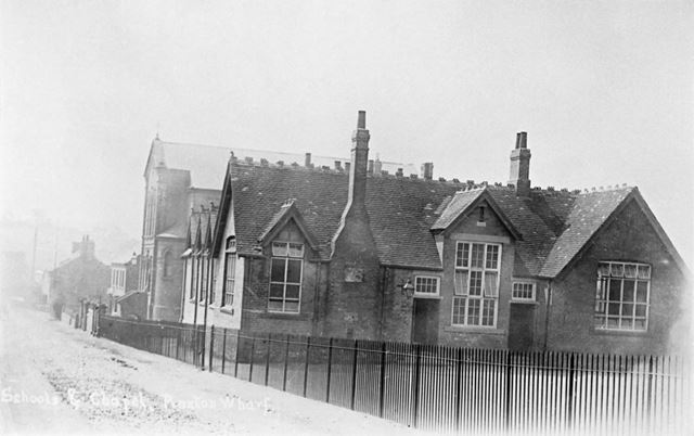 The Wharf School and Chapel, Pinxton