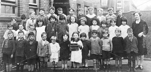 Shuttlewood Infant School