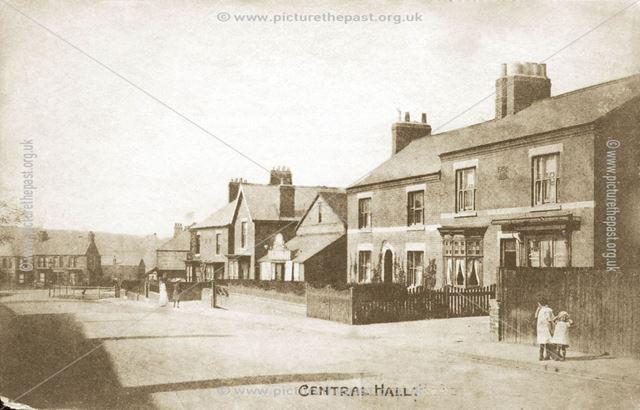 Charlesworth Street, Central Hall