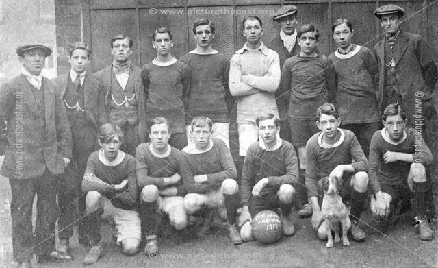 Bolsover Amateurs Football Club