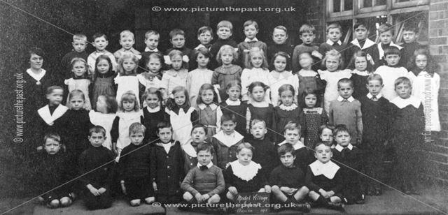 Class 1A, Model Village Infants