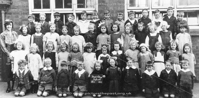 Class 'Standard 1', Model Village Infants
