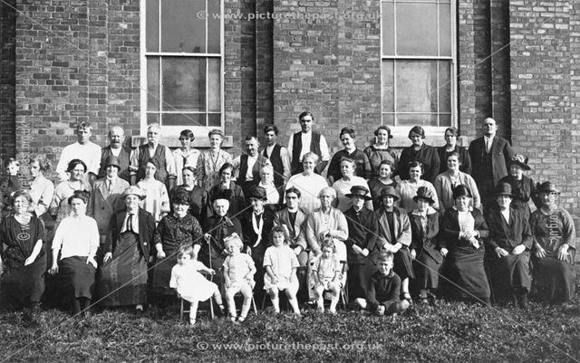 Primitive Methodist Church group