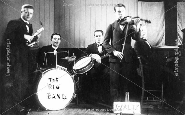 The Rio Band, Creswell, 1932