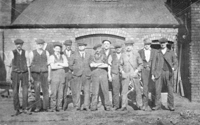 Creswell Colliery Blacksmith Shop