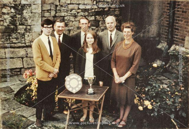 Bolsover Bellringers - Derbyshire Champions 1964