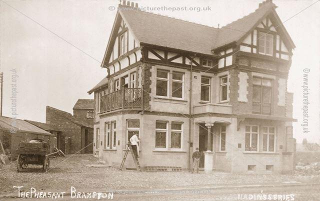 The Pheasant, Brampton (The Terminus Hotel)