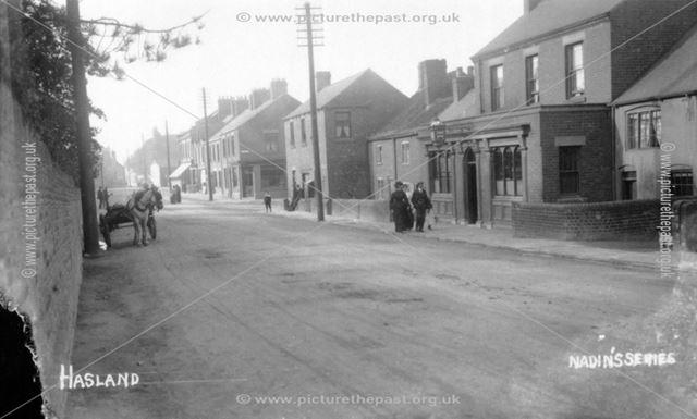 Mansfield Road, Hasland