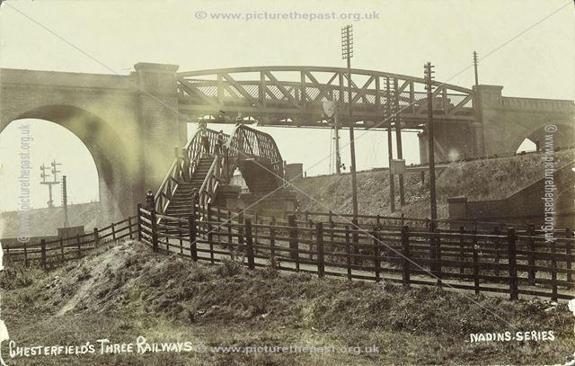 'Chesterfield's Three Railways'