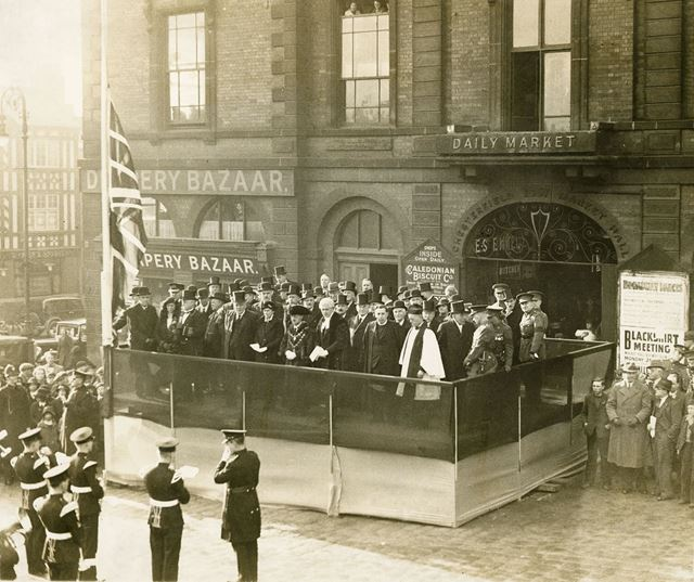 Proclamation of Edward VIII