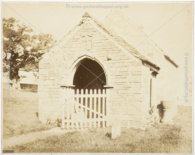 Mortuary Chapel, off Church Lane, Heath, c 1890s ?