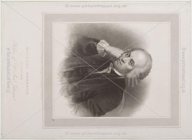 Michael Johnson of Lichfield, c 1850s