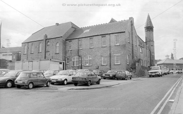 Devonshire Street, Chesterfield, 1991