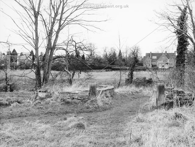Rye Flatt and Oakfield Avenue, Brampton, Chesterfield, 1990