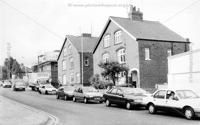 Boythorpe Road, Chesterfield, 1995