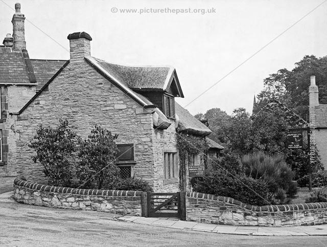 Revolution House, Old Whittington, c 1950