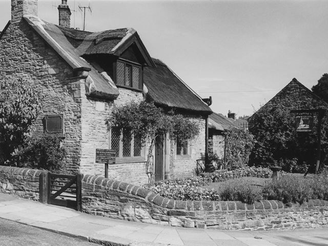 Revolution House, Old Whittington, c 1960