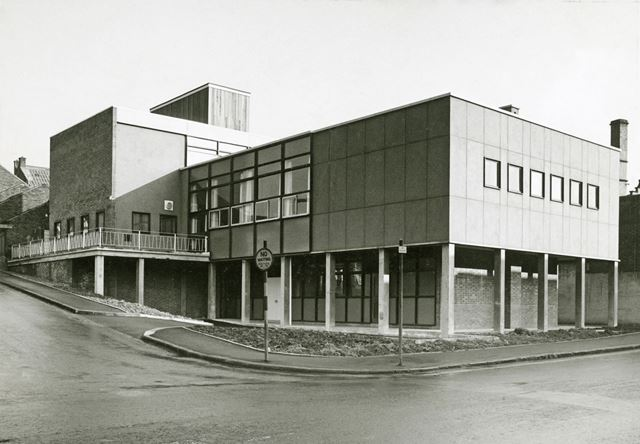 Social Services Centre, Chesterfield, 1966