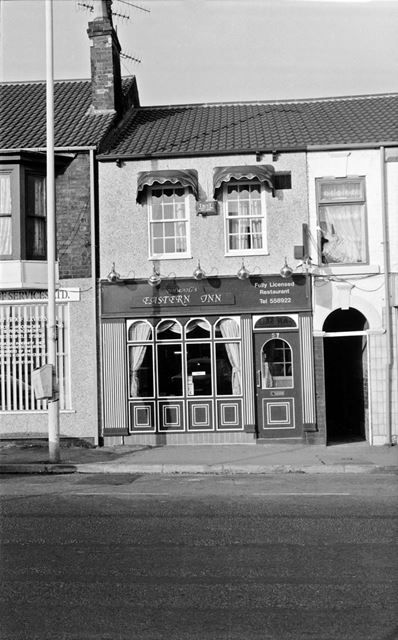Eastern Inn Restaurant, Chatsworth Road, Brampton, Chesterfield, 1992