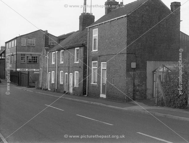Factory Street, Brampton, Chesterfield, 1986