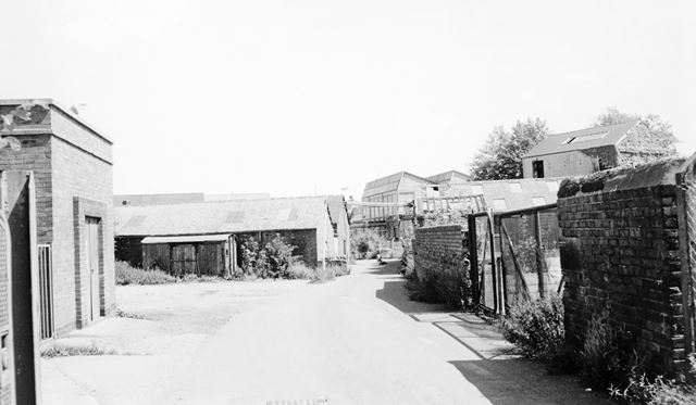 Bobbin Mill Lane, Walton, Chesterfield, 1991