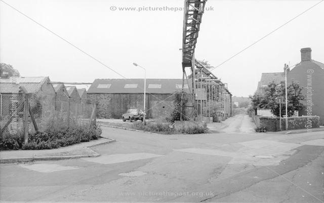 Robinsons Walton Works Site, Brampton, Chesterfield, 1990