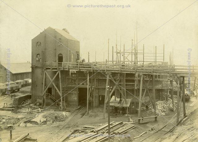 Humboldt Washery, Grassmoor Colliery, Grassmoor, 1899