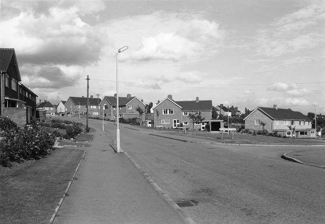 Purbeck Avenue, Loundsley Green, Chesterfield, 1966