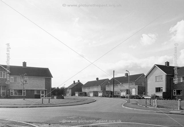 Grampian Crescent, Loundsley Green, Chesterfield, 1966