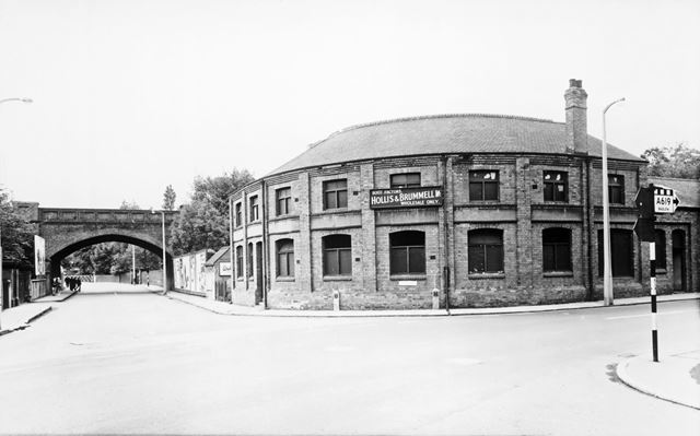 Park Road - Markham Road, Chesterfield, 1962