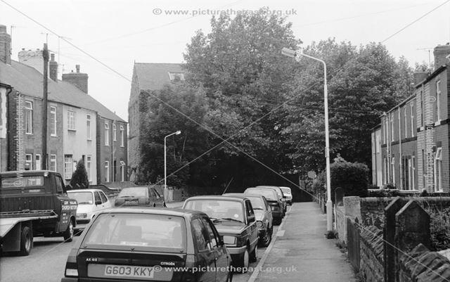 Walgrove Road, Brampton, Chesterfield, 1990